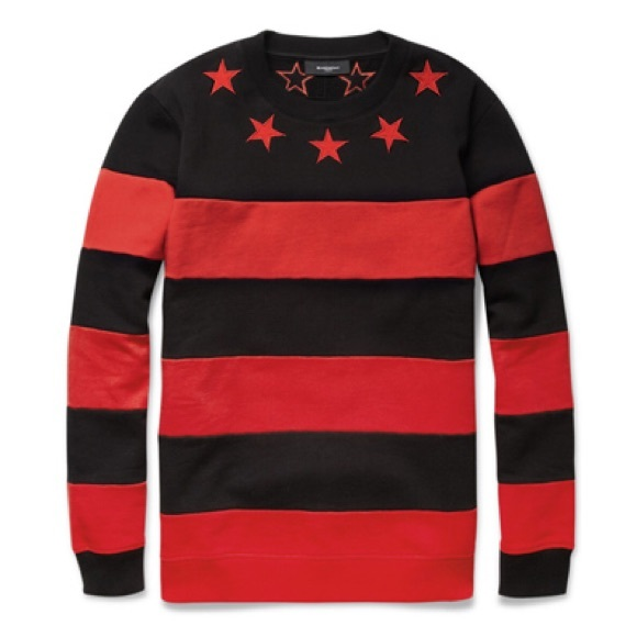 Givenchy Sweaters -  Givenchy  star sweater d9e657644